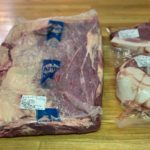 塊肉購入!!豪産牛バラ5kg 国産豚もも1kg 豚ウデ1kg