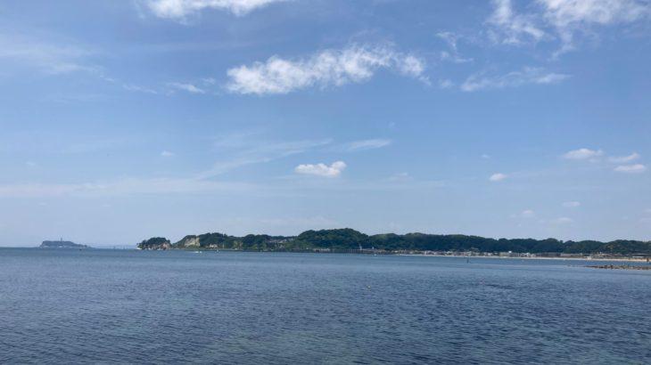 鎌倉散歩 海水浴場の開設中止 2020年6月11日