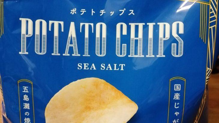 okストア オリジナル ポテトチップ 塩味 コンソメ味 やきのりしお味