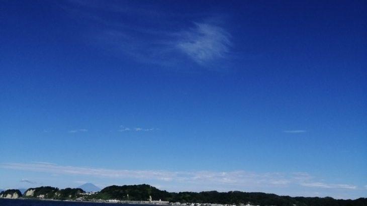 鎌倉散歩 材木座海岸 周辺駐車場 2020年8月14日