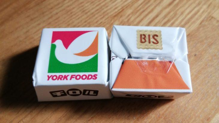 ヨーク誕生記念オリジナル商品 ビックチロルチョコ BIS